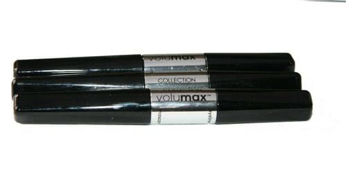 24 x Collection Volumax Mascara and Eyeliners | Ultra Black / Black | RRP £143 |